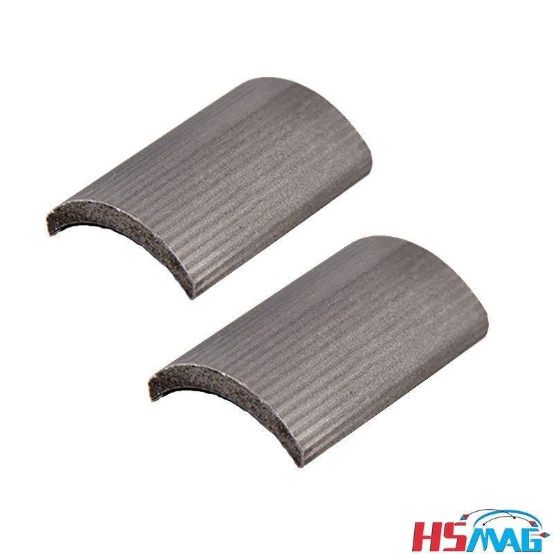 High Power Density Motor Laminated Magnet Arc Type Magnets By Hsmag In 2020 Higher Power Magnets Laminate