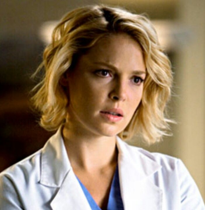 Izzie Stevens Greys Anatomy. | HAIR! | Pinterest