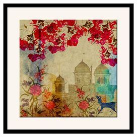 Palaces in Paradise Wall Art