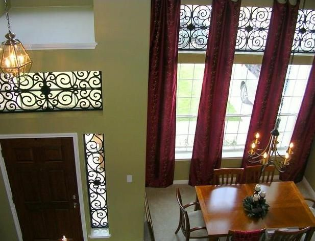 Blackout Blinds Tree Window Drapes Insulated Thermal Roman