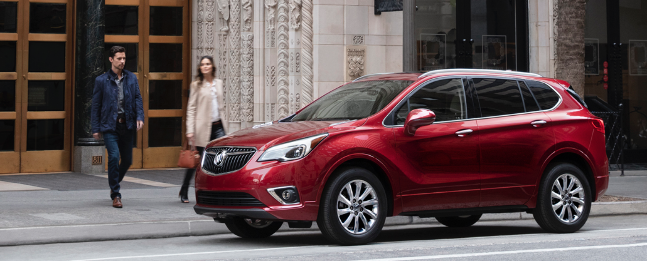 2020 Buick Envision In Highland In Buick Envision Safest Suv Buick