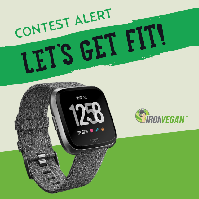 Contest Natures Fare Fitness, Fitbit, Healthy living