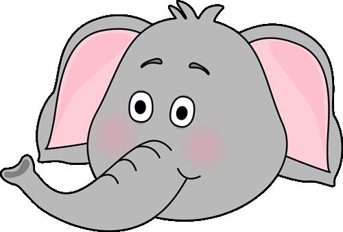 Elephant Face Clip Art Elephant Face Image Elephant Face Elephant Illustration Elephant Pictures