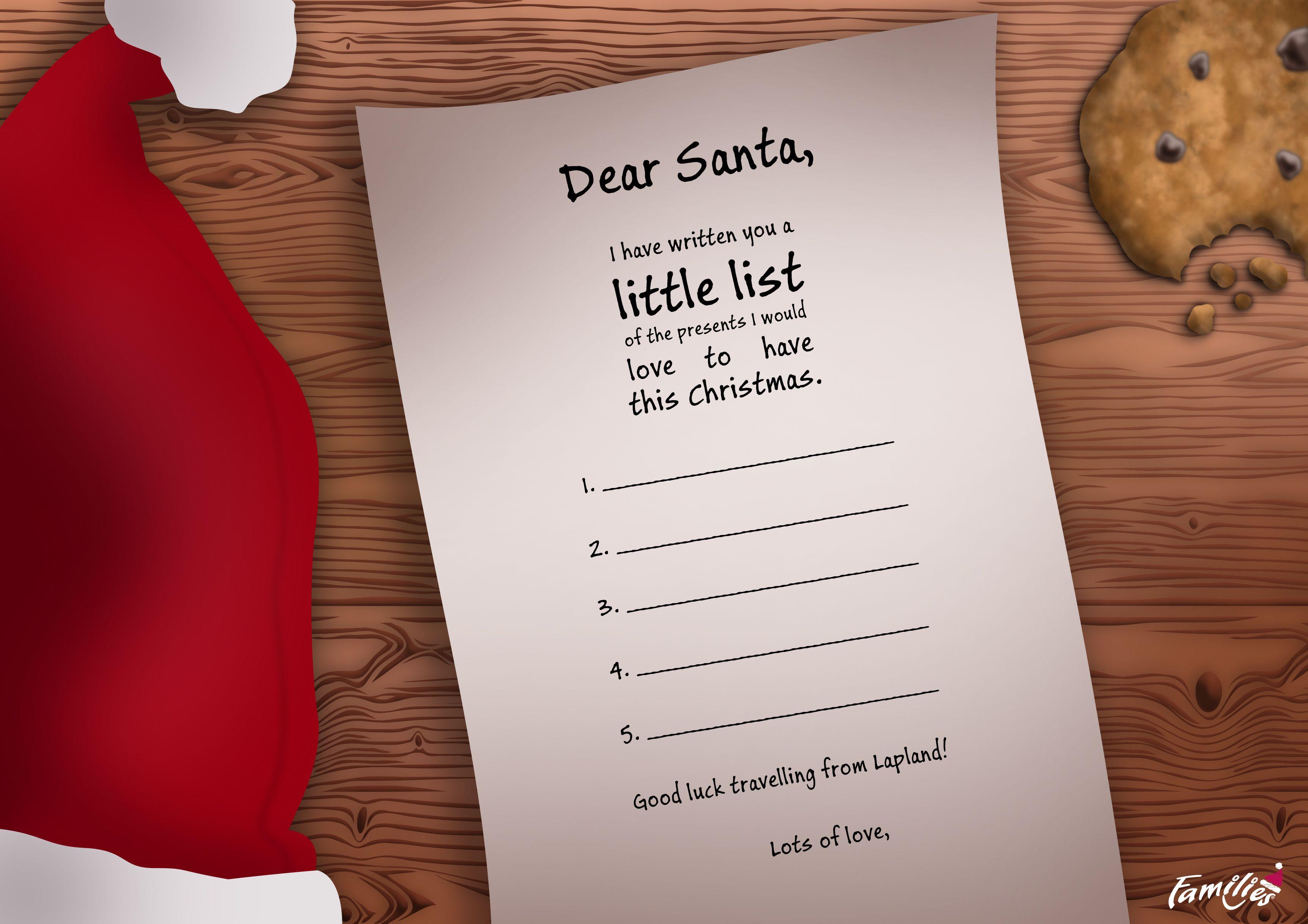 The UK's best Winter Wonderlands (With images) Santa letter