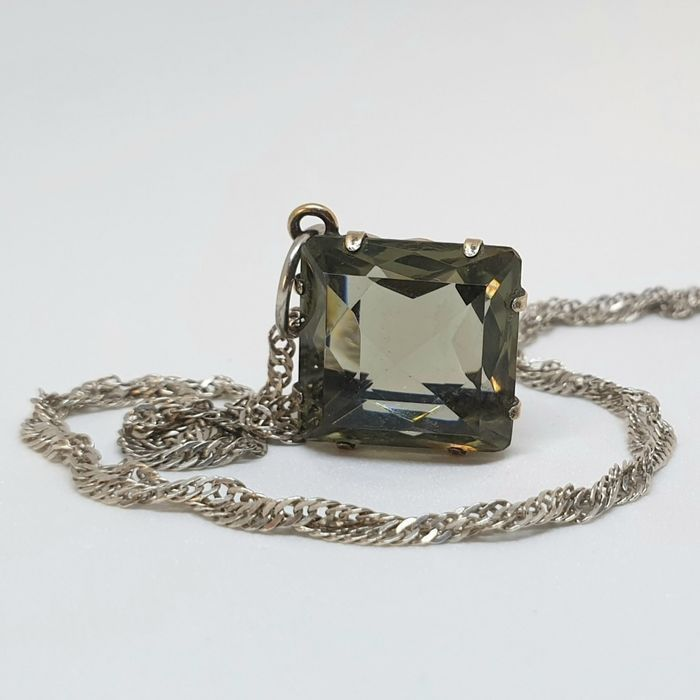 Currently at the #Catawiki auctions: Silver - Vintage Smoky Quartz Pendant with chain #smokyquartz Currently at the #Catawiki auctions: Silver - Vintage Smoky Quartz Pendant with chain #smokyquartz Currently at the #Catawiki auctions: Silver - Vintage Smoky Quartz Pendant with chain #smokyquartz Currently at the #Catawiki auctions: Silver - Vintage Smoky Quartz Pendant with chain #smokyquartz