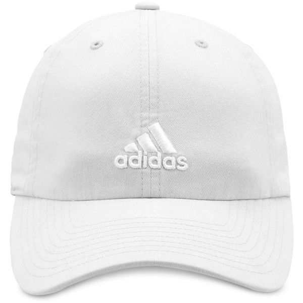 7e9a4575ea1b6 adidas Cotton Saturday Cap ( 18) ❤ liked on Polyvore featuring accessories