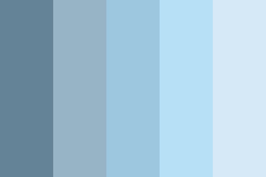 Image Result For Muted Blue Color Palette