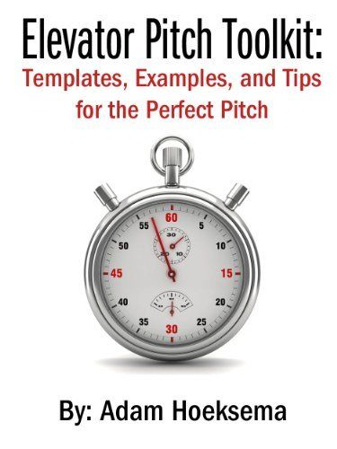 agency pitch template - elevator pitch toolkit templates examples and tips for