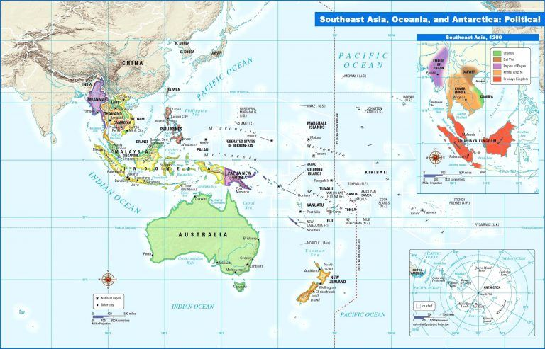 Map Of Southeast Asia And Australia Elegant Us Map Rivers Blank Be ...