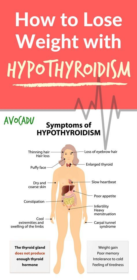Photo of How to Lose Weight with Hypothyroidism | Avocadu