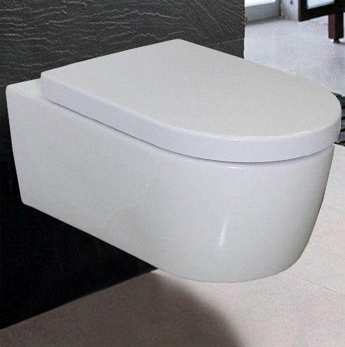 bernstein luxus wand h nge wc toilette softclose ch1002 badewelt wand wc bad 2 og. Black Bedroom Furniture Sets. Home Design Ideas