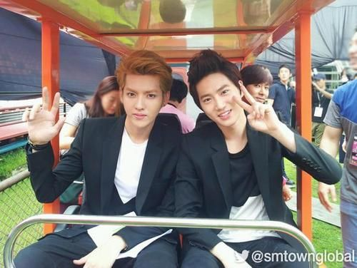 EXO leaders and my bias