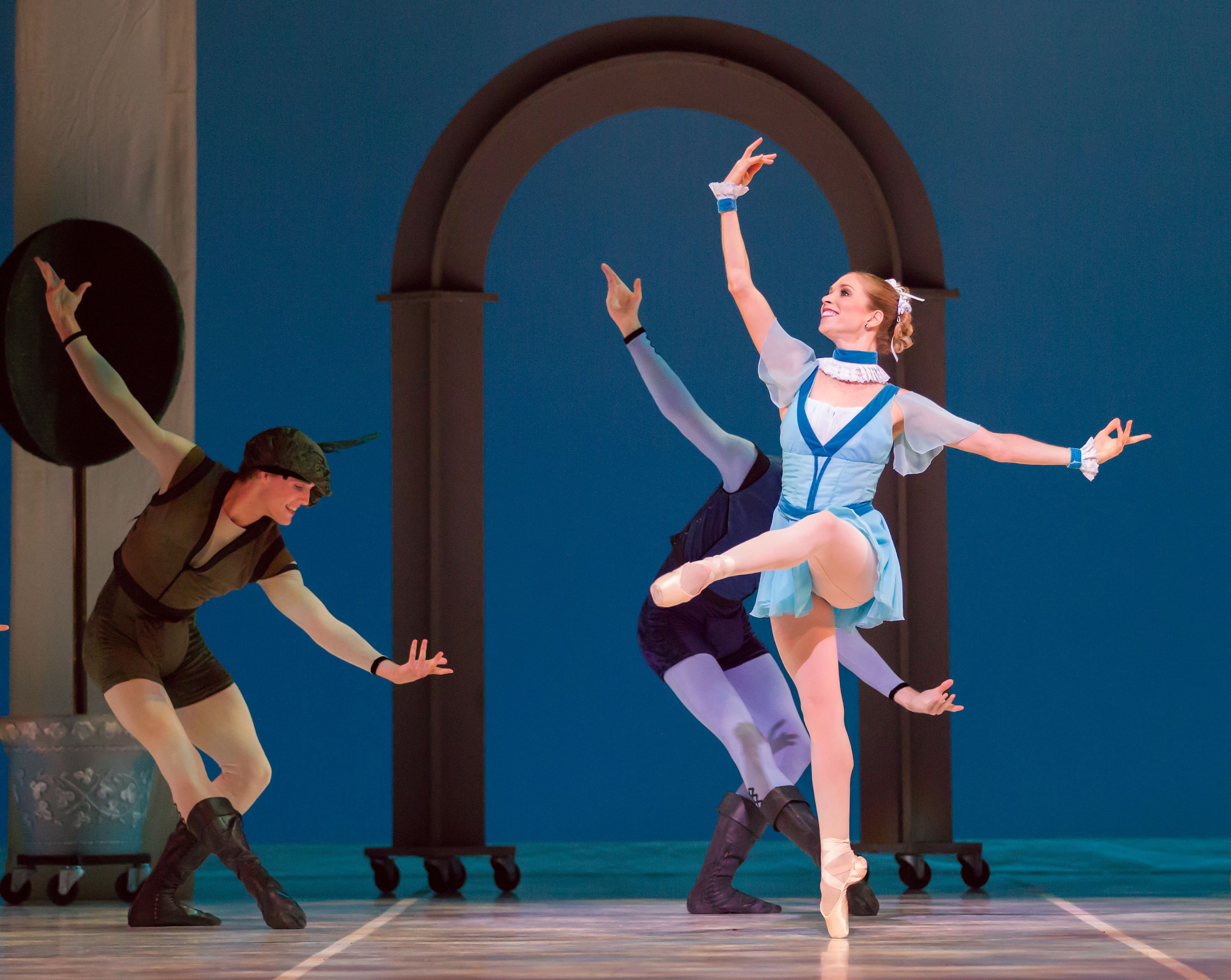 Ballet Austin Presents Taming Of The Shrew An Adaption Of