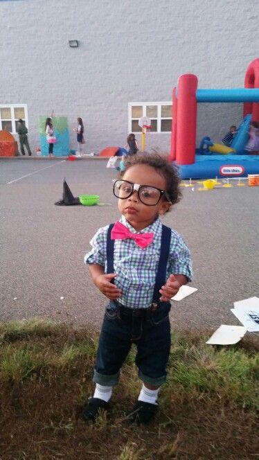 Steve Urkel Halloween Costume #toocute #toddlercostume