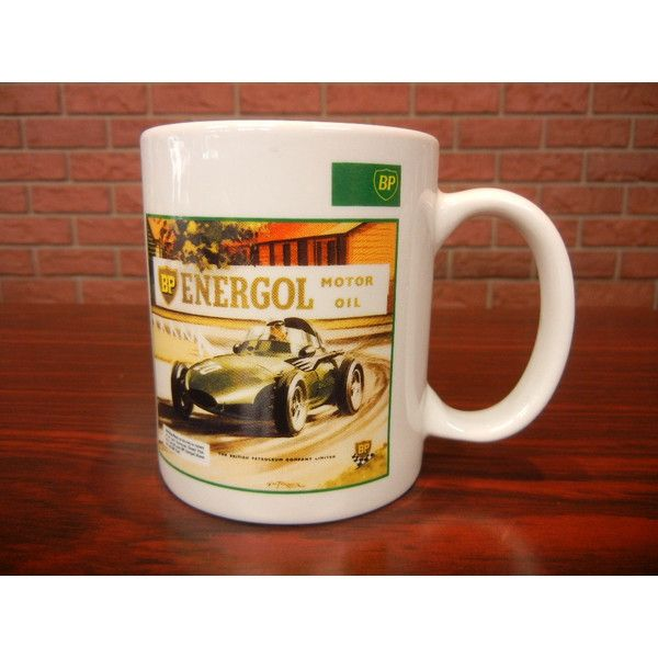 BP mug classic car mug マグカップ 陶器 インテリア/kitchen