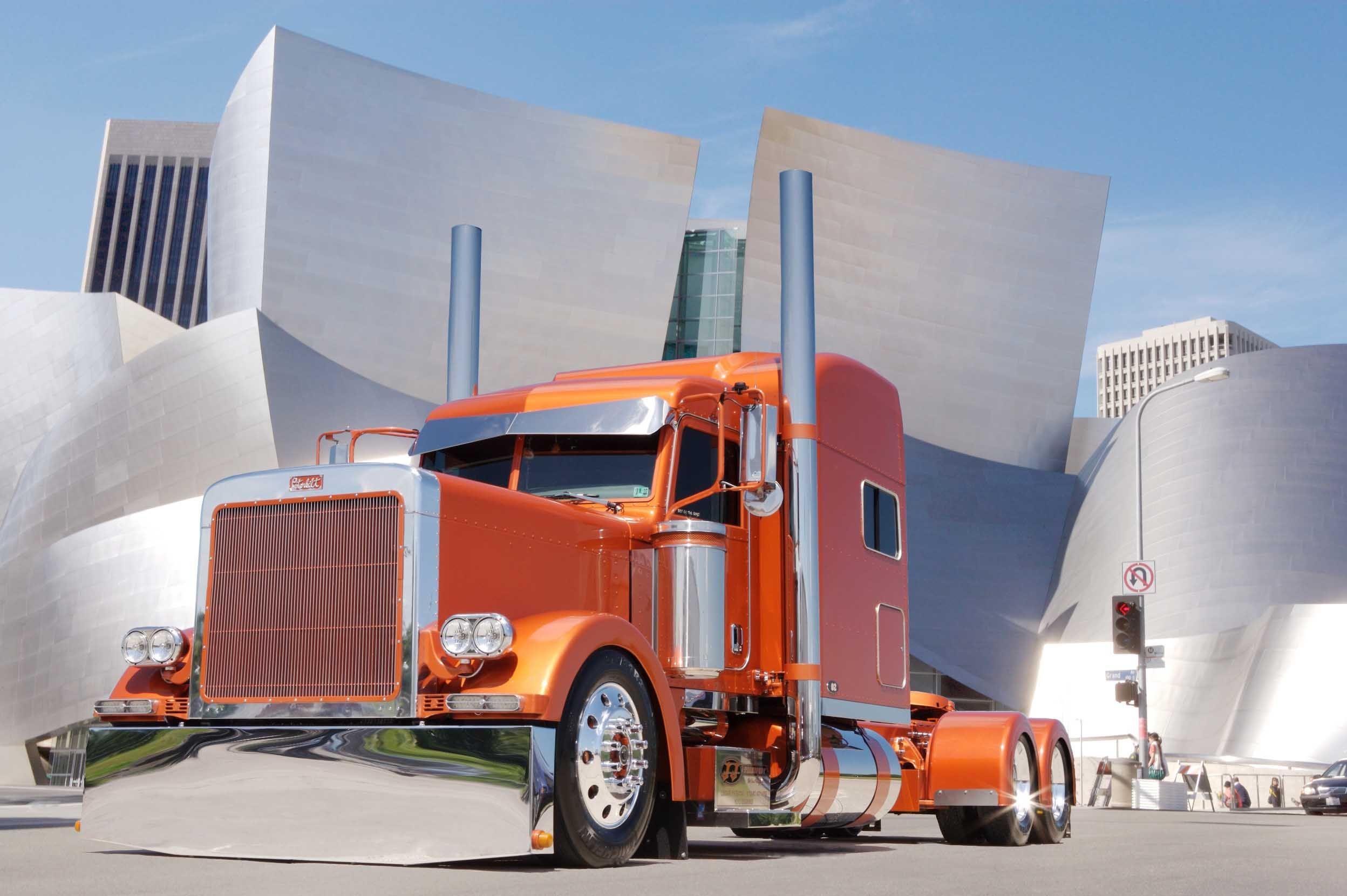 Custom Semi Rigs Tractor Trucks Wallpaper 2496x1660 53510
