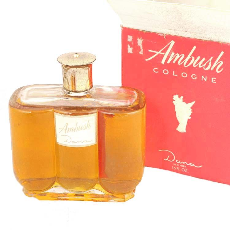 I love this Cologne - Ambush by Dana. And they are making it again!  Where do YOU Ambush?