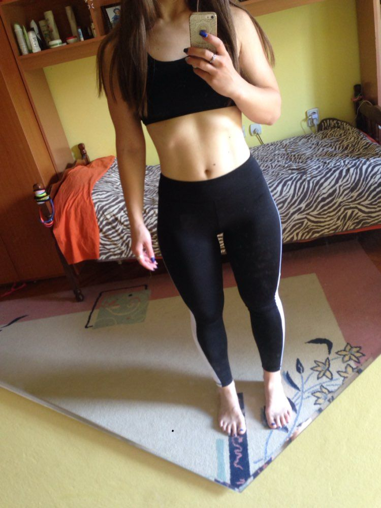 4324373a9dd Heart shaped leggings are the perfect combination of style and comfort.   slay  workout  outfit  leggings