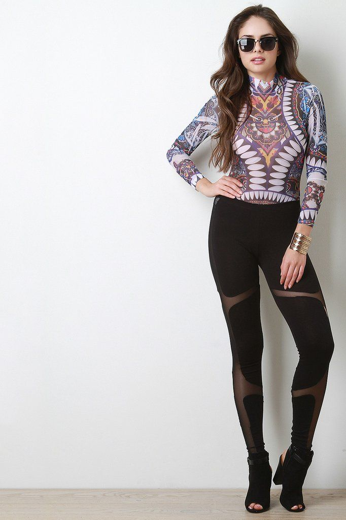 Off Limit Leggings – Style Lavish
