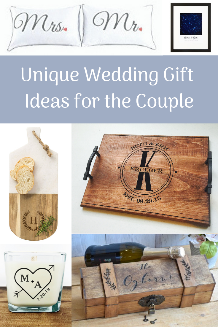 Best Wedding Gift Ideas For 2019 Gathering Home Unique Wedding Gifts Best Wedding Gifts Wedding Gifts