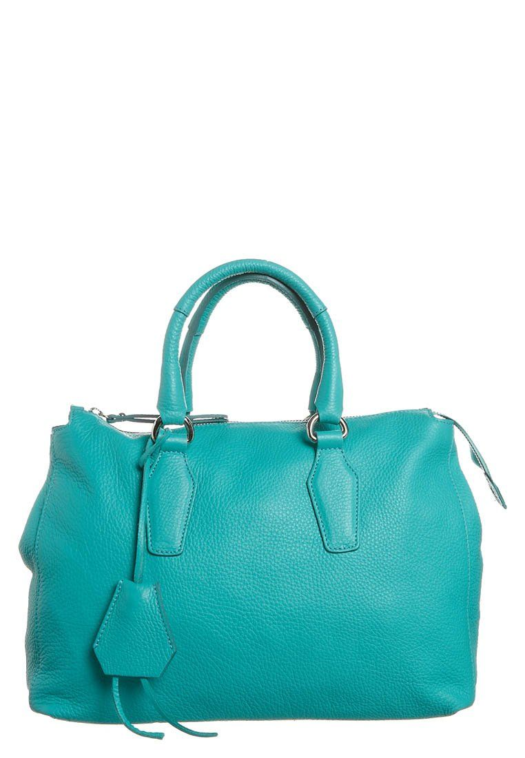Käsilaukku - turkoosi