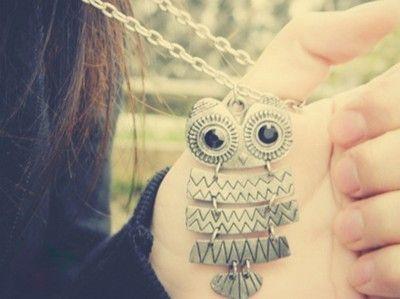 i like owls.