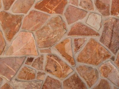 Piedra laja tlayua marmol cantera rajuela dif colores for Marmol color naranja