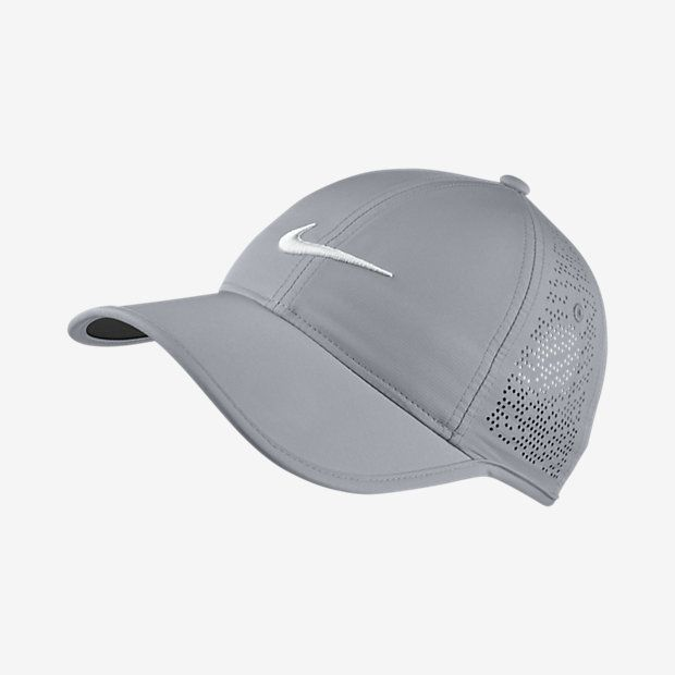 93109fb66ce Nike Perforated Adjustable Golf Hat Love this new hat. ..breathable...got  it in black.