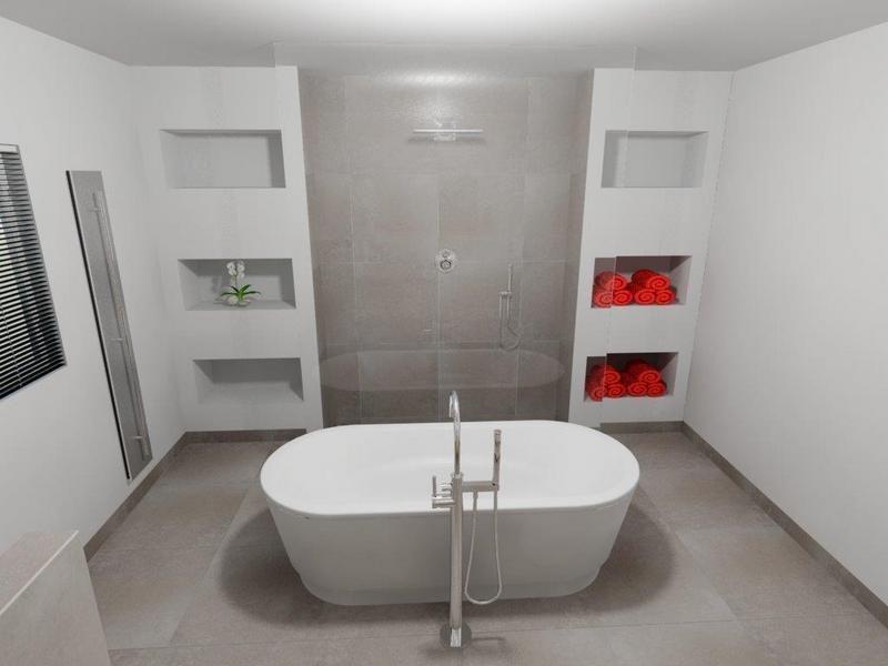 Exclusieve badkamers bij De Eerste Kamer in Barneveld | Mooie ...