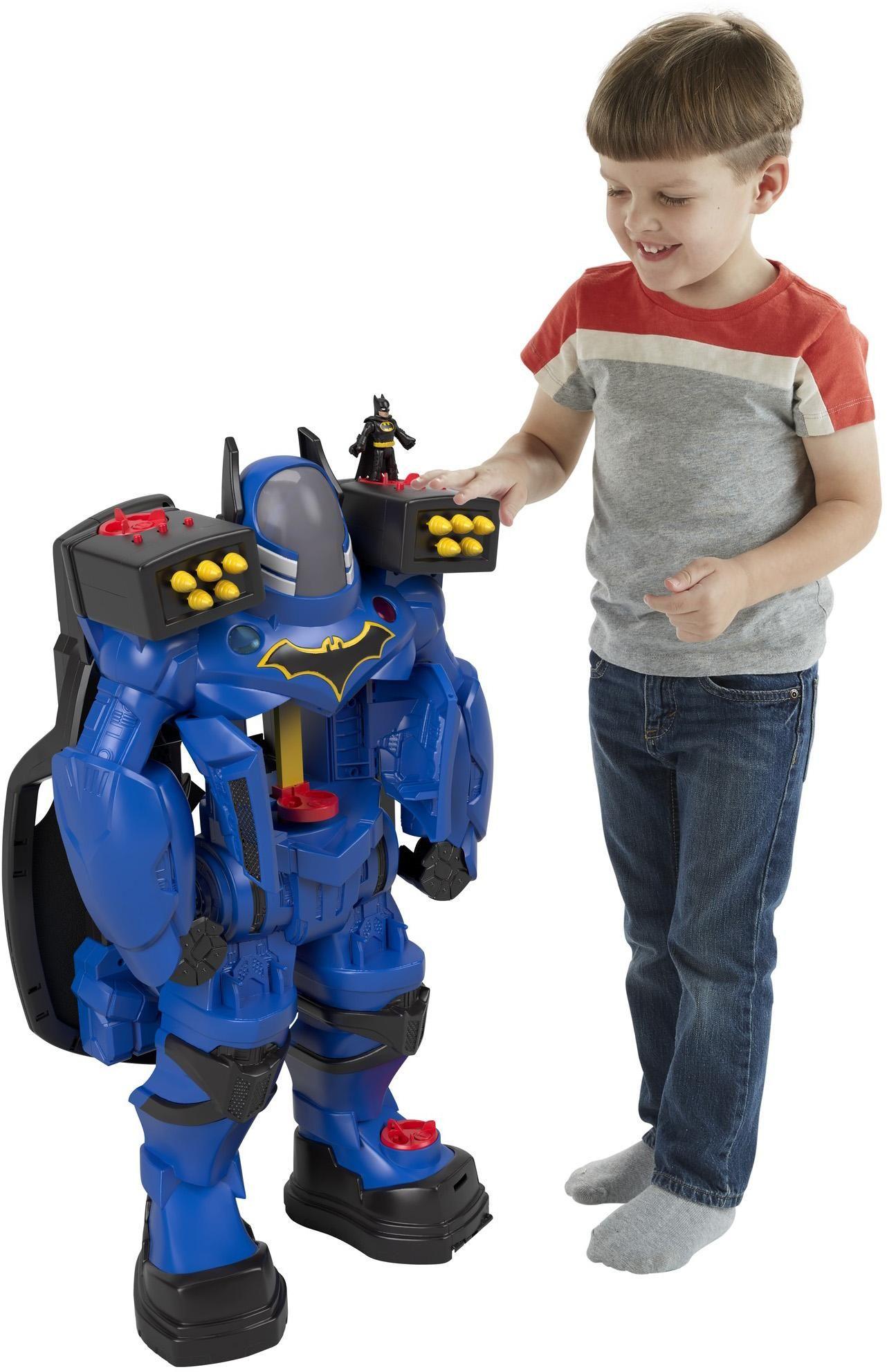 Fisherprice imaginext dc super friends batbot