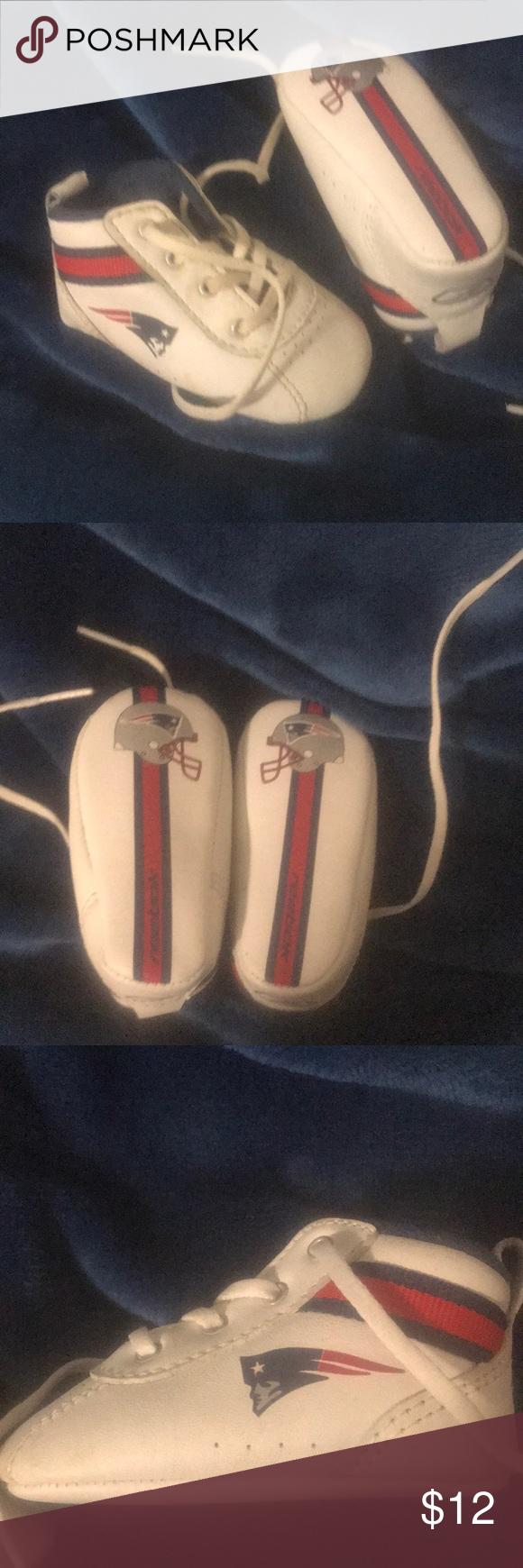 NEW ENGLAND PATRIOTS Boys' Water Shoes - Bob's Stores |New England Patriots Crib Shoes