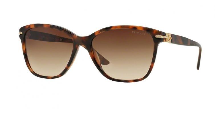 8b2dd76ee7f0 Versace VE4290BA Sunglasses 944 13-57 - Havana Frame