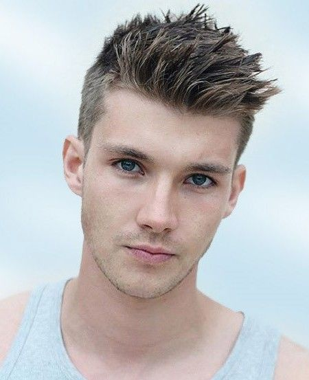 Trendy Spike Hairstyles Hairstyles Pinterest Haircuts For Men