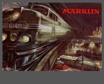 Märklin Catalogus 1950