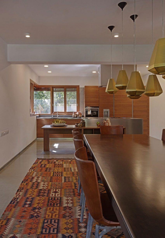 Khosla associates design a vibrant and eclectic home in bengaluru