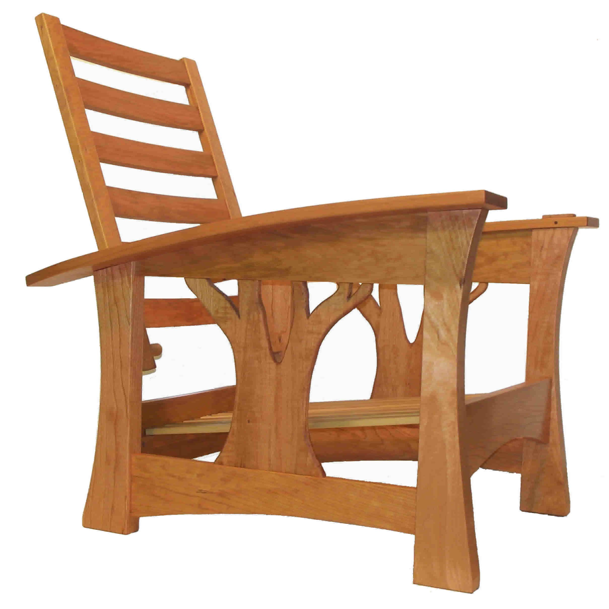 Nice Take On The Morris Chair Brian Brace Woodworking