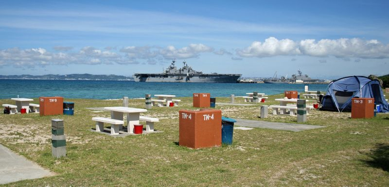 White Beach Okinawa An