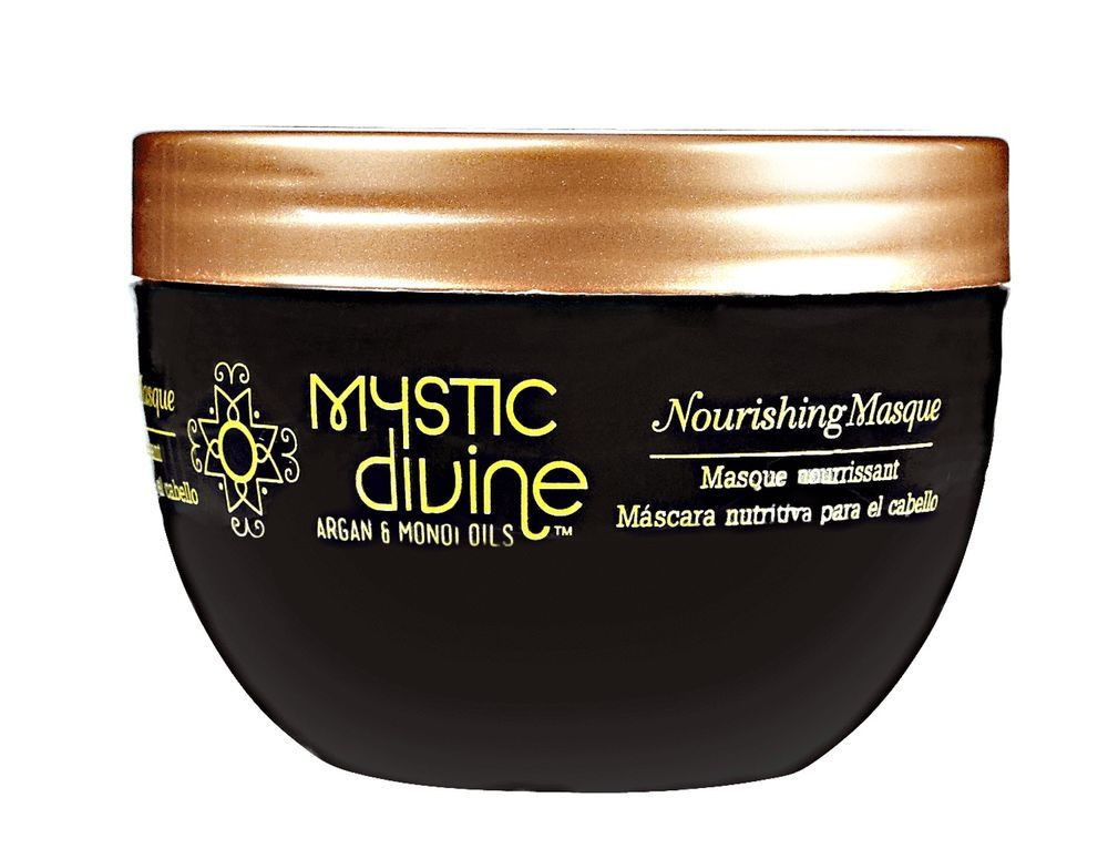 Mystic Divine Nourishing Masque For Hair for dry or