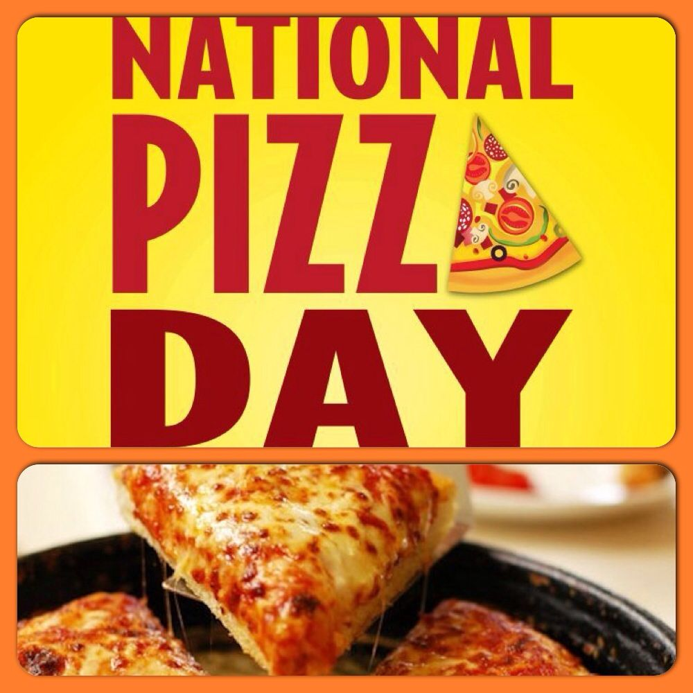 NATIONAL CHEESE PIZZA DAY SEPTEMBER 5th Thin crust, thick