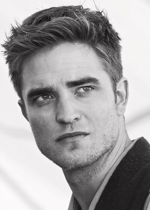 Robert Pattinson Mens Haircuts Short Water For Elephants Haircuts For Men