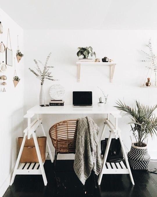 36 Bohemian Office Decor Inspiration