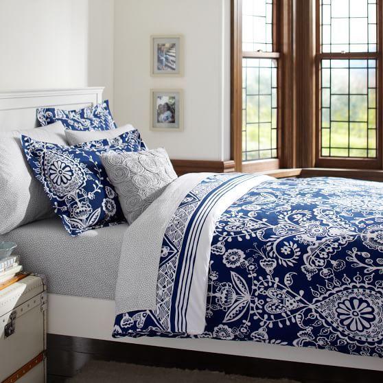 natalia duvet cover sham home decor dorm room bedding girls rh pinterest com