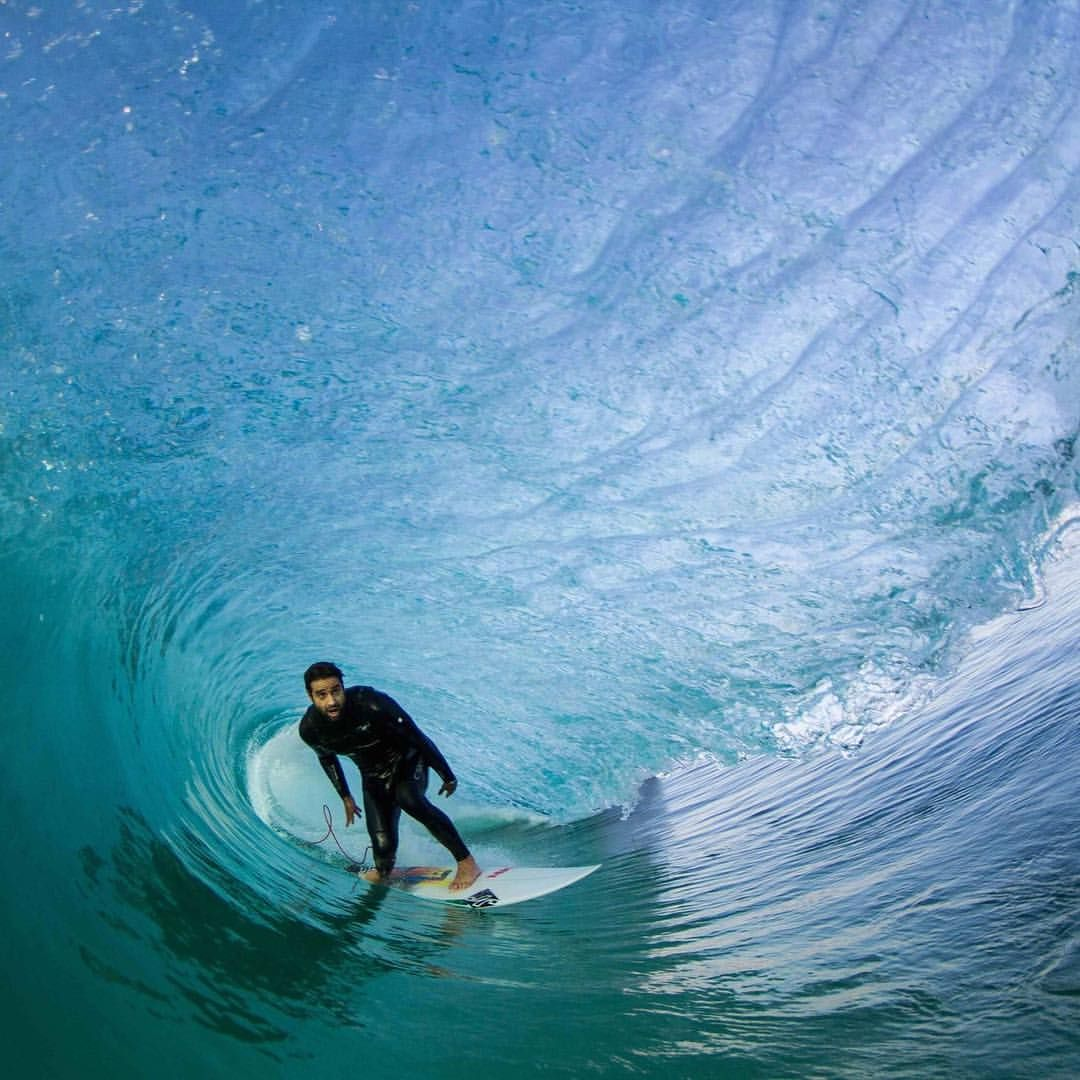 Some Epic Surfing Photography Photos Taken While Riding Waves