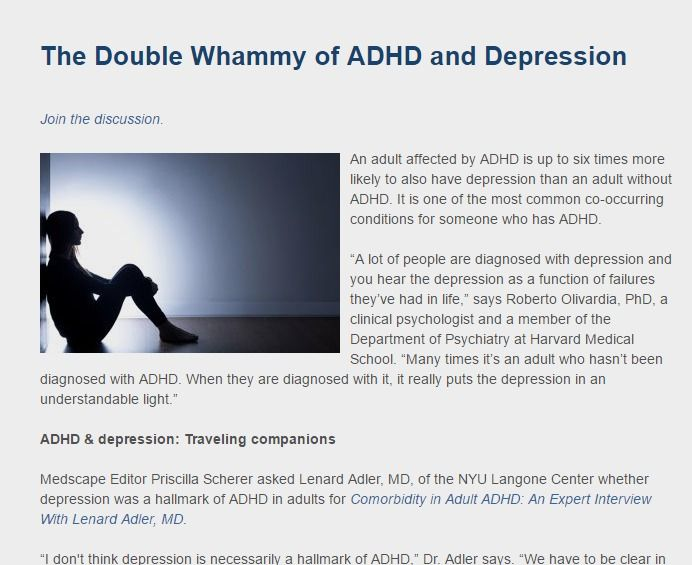 Adults adhd predominantly inattentive depression images 251