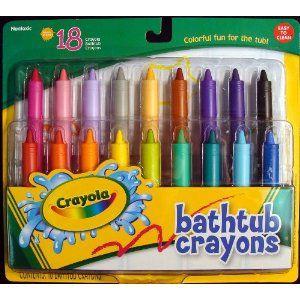 crayola bath crayons google search - Crayola Bathroom Crayons