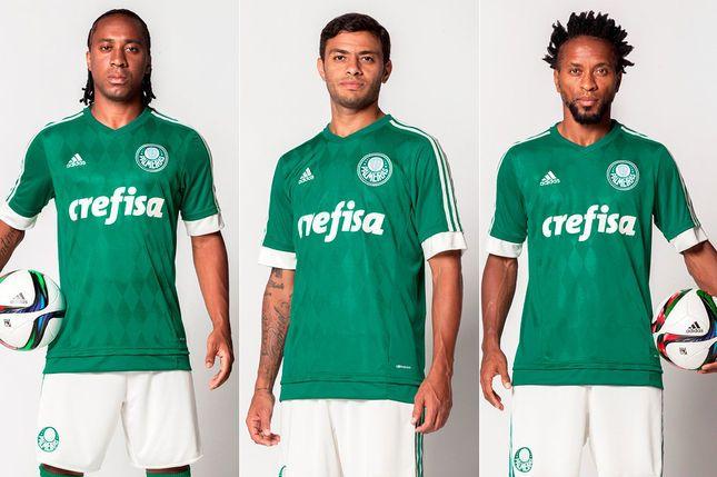 61ebda1738 Palmeiras lança nova camisa verde com inspiração em pedra preciosa ...