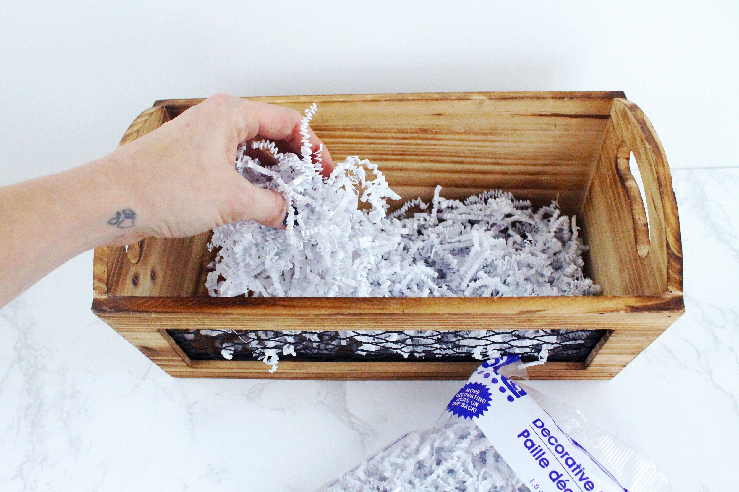 Diy gift basket under 20 rustic christmas gifts