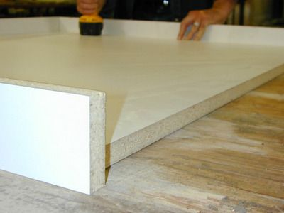 How To Make A Concrete Countertop With Images Concrete Countertops Diy Concrete Countertops Countertops