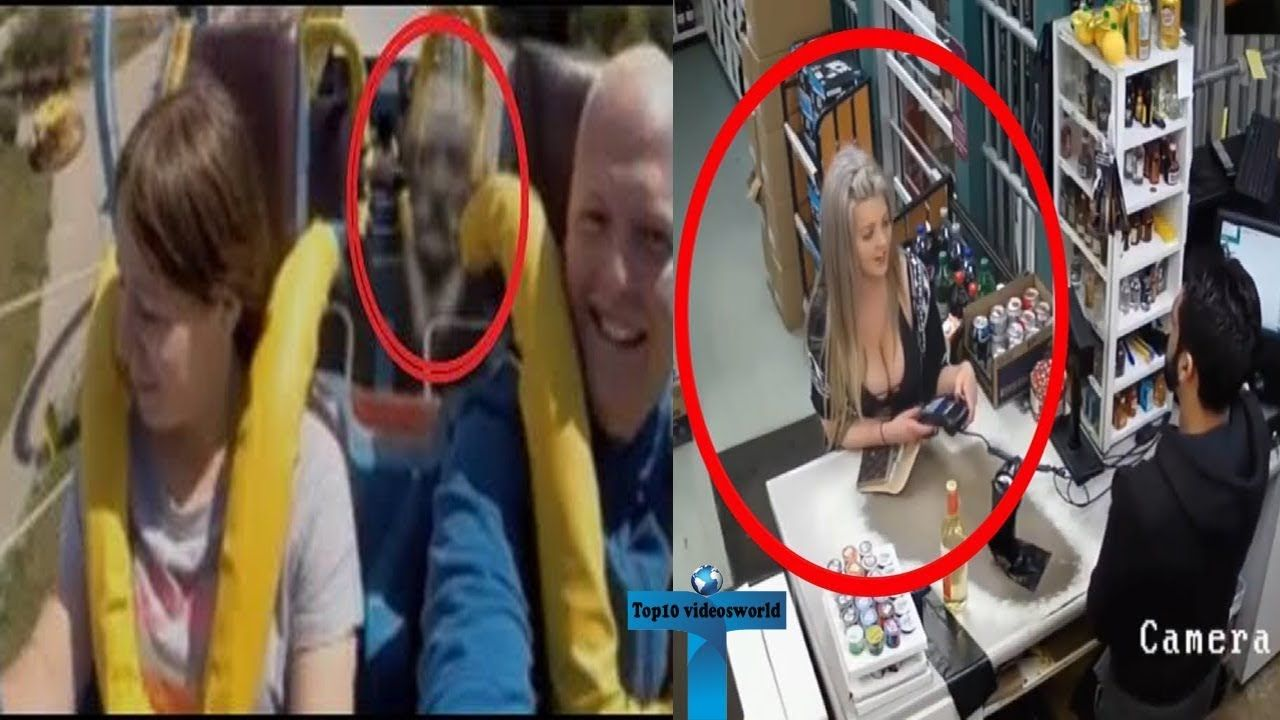Top 10 Unbelievable Weird Things Caught On Security Cameras