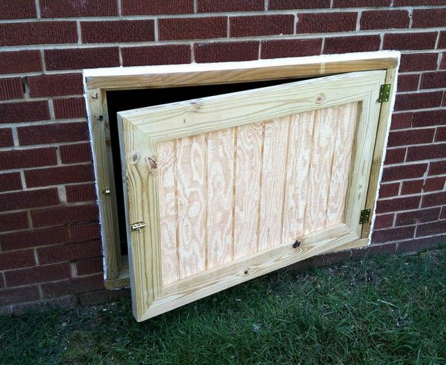 Crawl Space Doors Possible Projects Pinterest Crawl Spaces Doors And Spaces